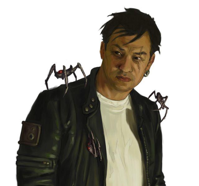 Portrait de mog